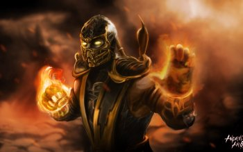 Video Game - Mortal Kombat Wallpapers and Backgrounds ID : 258104