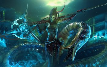 Fantasy - Creature Wallpapers and Backgrounds ID : 258106