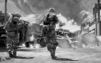Video Game - Battlefield: Bad Company 2 Wallpapers and Backgrounds ID : 258118