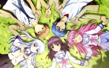 Anime - Angel Beats! Wallpapers and Backgrounds ID : 258586