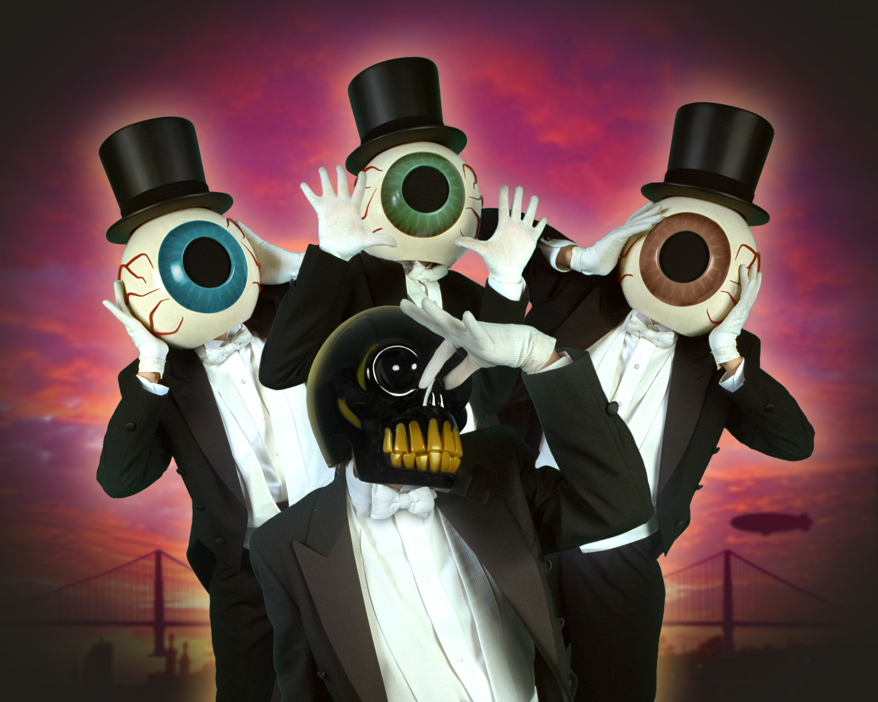6 The Residents Hd Wallpapers Background Images