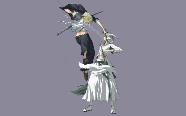 Anime Bleach Shinji Hirako Ulquiorra Cifer HD Wallpaper   Background Image