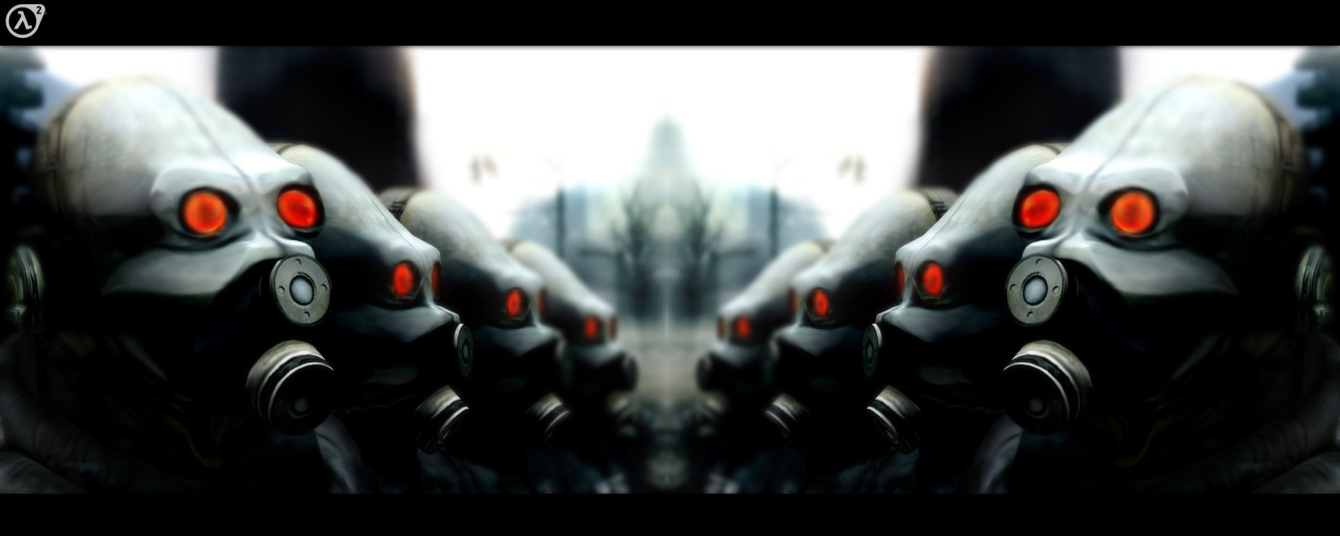 Multi Monitor - Videospiel  Halflife Life Half Wallpaper