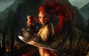 Video Game - Heavenly Sword Wallpapers and Backgrounds ID : 260426