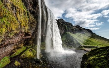 Earth - Waterfall Wallpapers and Backgrounds ID : 260538