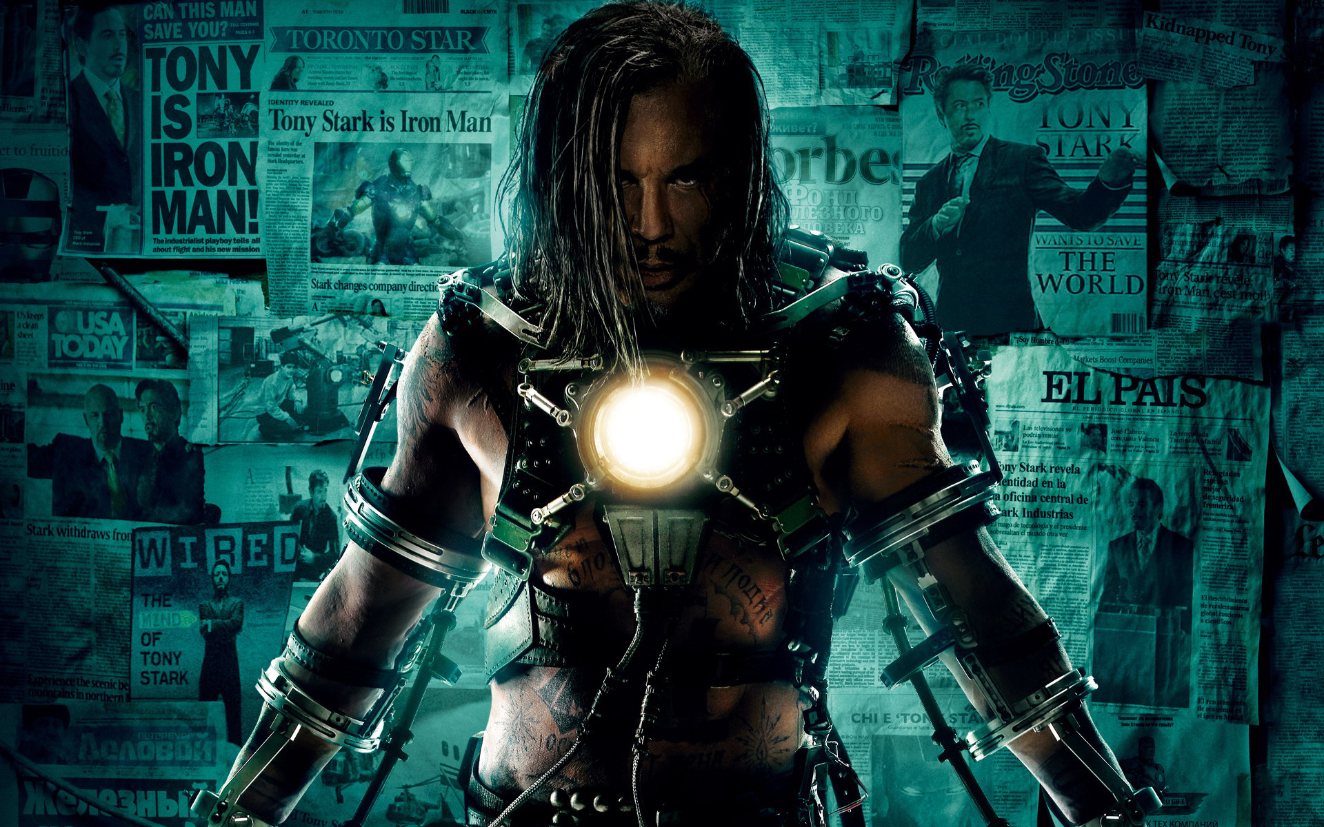 Amazing Iron Man Movie HD Pictures For Wallpapers