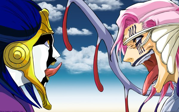 Anime Bleach Mayuri Kurotsuchi Szayelaporro Granz HD Wallpaper   Background Image