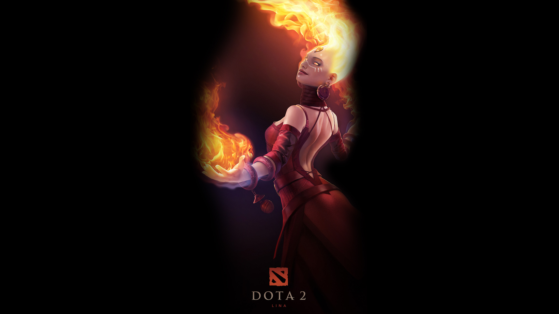 9 lina dota 2 hd wallpapers backgrounds wallpaper abyss