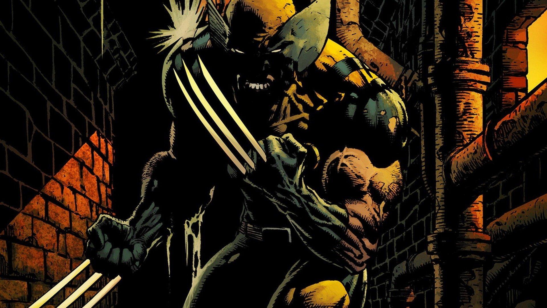 XMen Origins Wolverine 2009 PC Русский  Repack