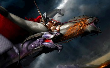 Fantasy - Drachen Wallpapers and Backgrounds ID : 262036