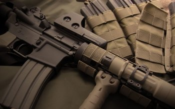 Weapons - Assault Rifle Wallpapers and Backgrounds ID : 26228