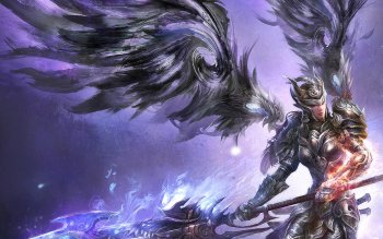Fantasy - Angel Warrior Wallpapers and Backgrounds ID : 262348