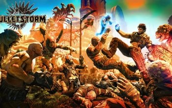 Video Game - Bulletstorm Wallpapers and Backgrounds ID : 262526