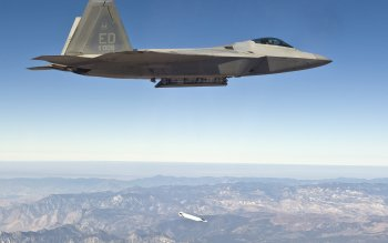 Militar - Lockheed Martin F-22 Raptor Wallpapers and Backgrounds ID : 26264