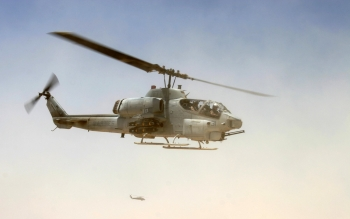 Military - Bell AH-1 Cobra Wallpapers and Backgrounds ID : 26268