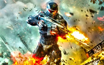 Computerspiel - Crysis 2 Wallpapers and Backgrounds ID : 263456