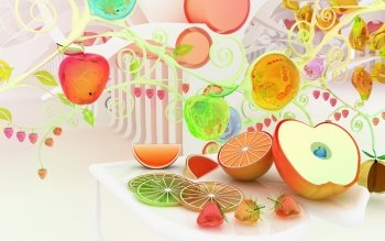Food - Artistic Wallpapers and Backgrounds ID : 264518