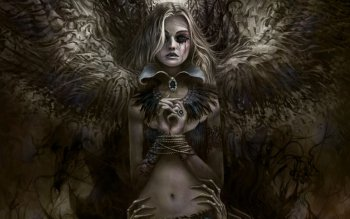 Dark - Angel Wallpapers and Backgrounds ID : 264848