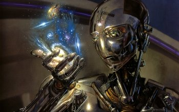 Sci Fi - Cyborg Wallpapers and Backgrounds ID : 26574