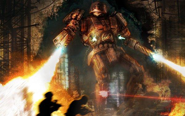 Video Game MechWarrior HD Wallpaper | Background Image