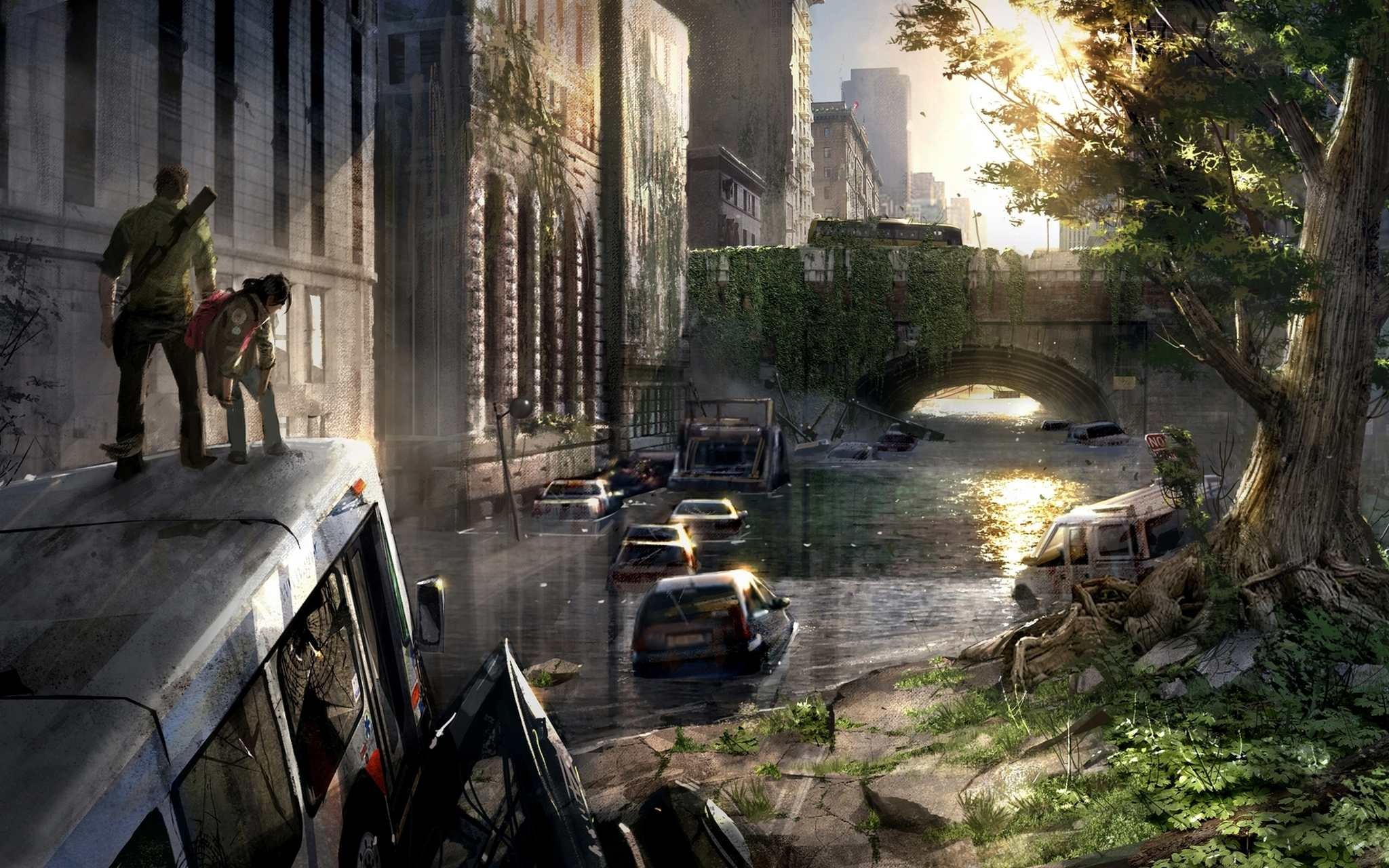 The Last Of Us Full HD Wallpaper And Background Image