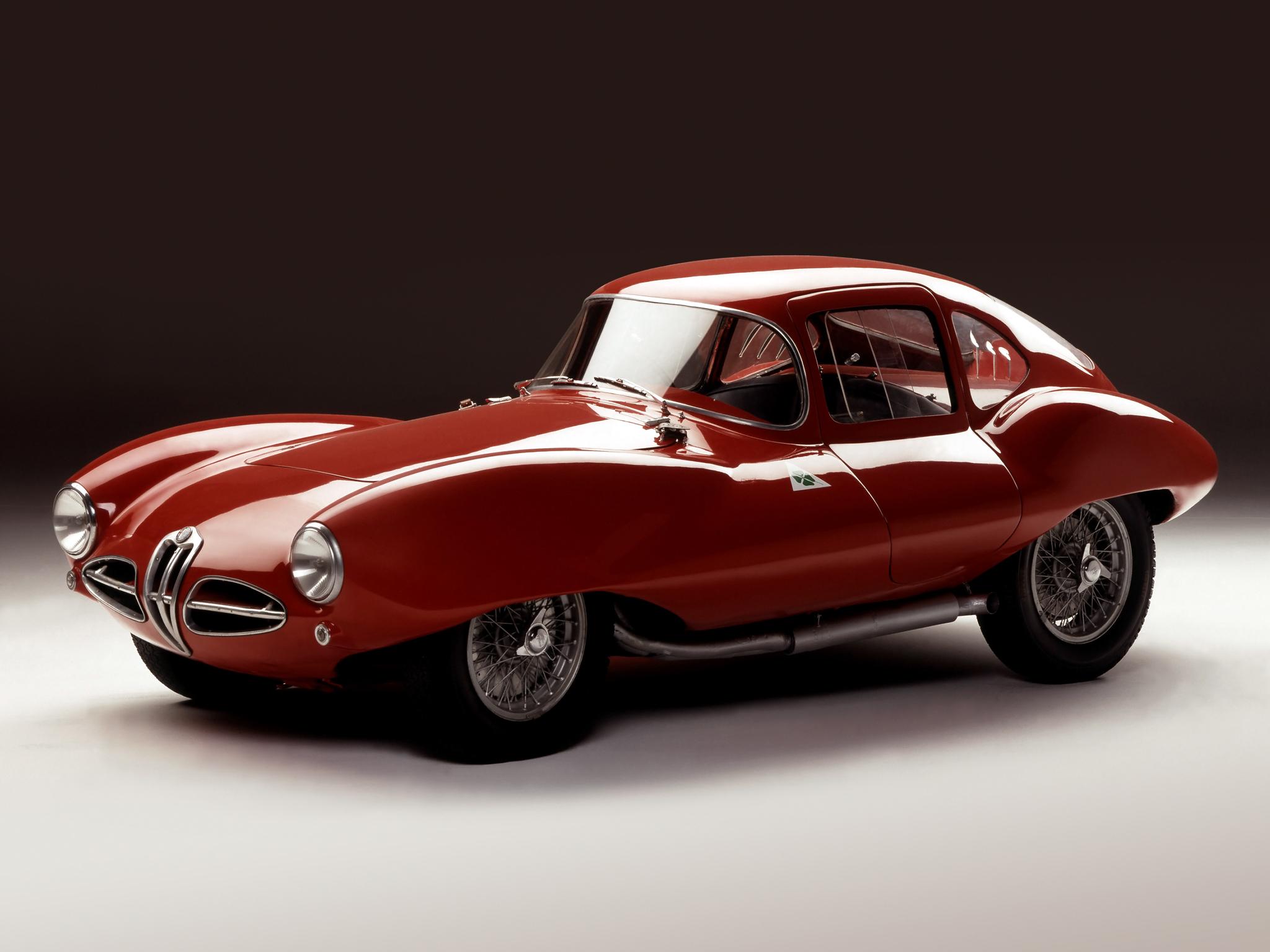Alfa Romeo Disco Volante >> Alfa Romeo 1900 C52 Disco Volante Coupe 1359 1953 Hd Duvar Kagidi
