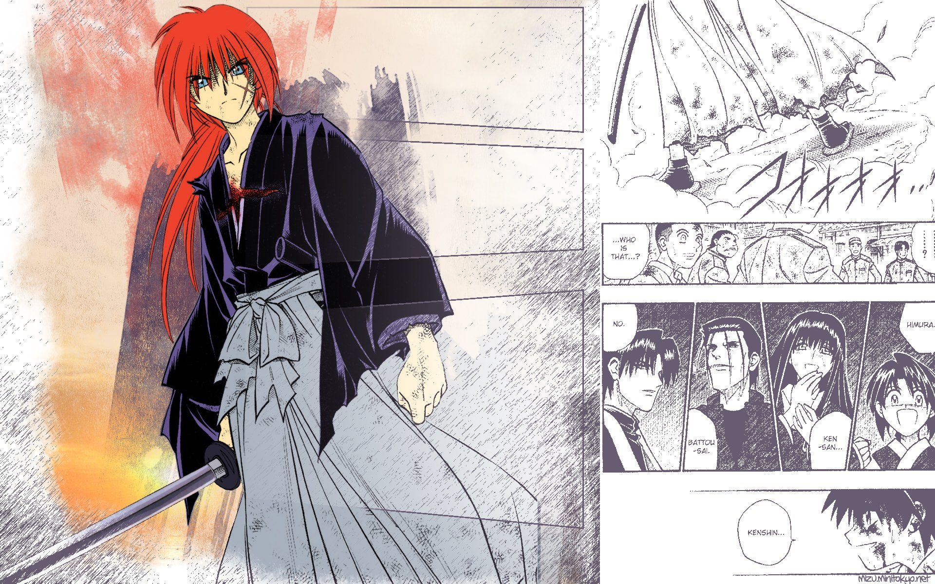 51 Rurouni Kenshin HD Wallpapers Backgrounds Wallpaper Abyss