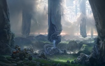 Video Game - Halo Wallpapers and Backgrounds ID : 266218