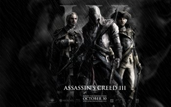 Computerspiel - Assassin's Creed III Wallpapers and Backgrounds ID : 266268