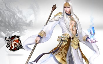 Videojuego - Zhan Hun Online Wallpapers and Backgrounds ID : 266406
