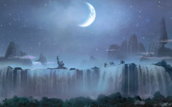 Fantasy - Landscape Wallpapers and Backgrounds ID : 266928