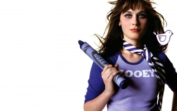 Berühmte Personen - Zooey Deschanel Wallpapers and Backgrounds ID : 26744