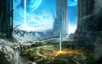 Sci Fi - City Wallpapers and Backgrounds ID : 267878