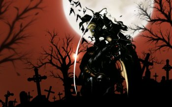 Anime - Vampire Hunter D Wallpapers and Backgrounds ID : 26798