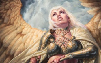 Fantasy - Angel Wallpapers and Backgrounds ID : 267986