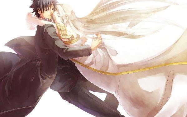 Anime Fate/Zero Fate Series Irisviel Von Einzbern Kiritsugu Emiya HD Wallpaper   Background Image