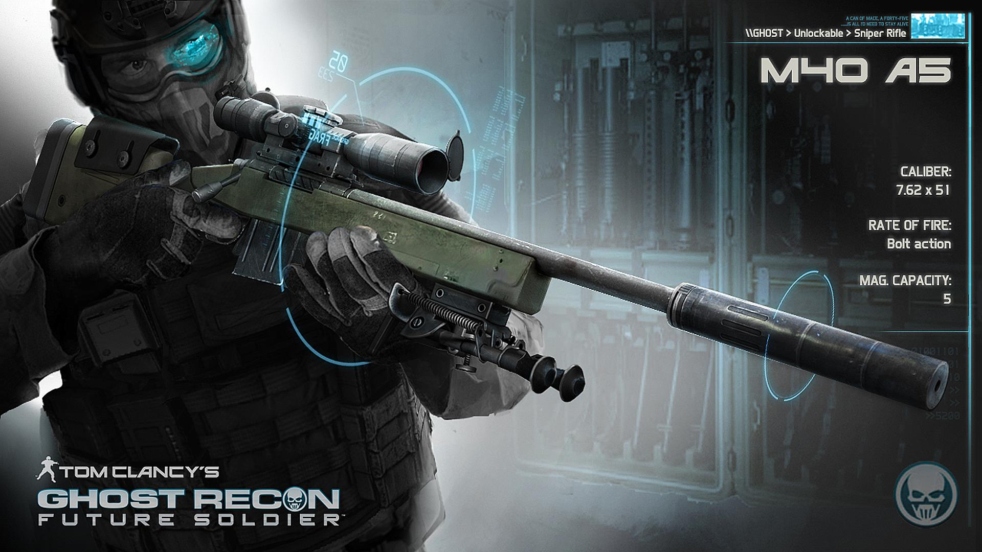 Tom Clancys Ghost Recon Future Soldier Full HD Wallpaper And