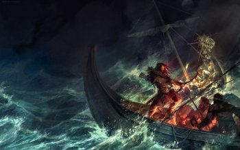 Fantasy - Viking Wallpapers and Backgrounds ID : 268286