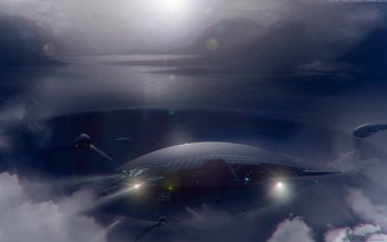 Sci Fi - Spaceship Wallpapers and Backgrounds ID : 268426