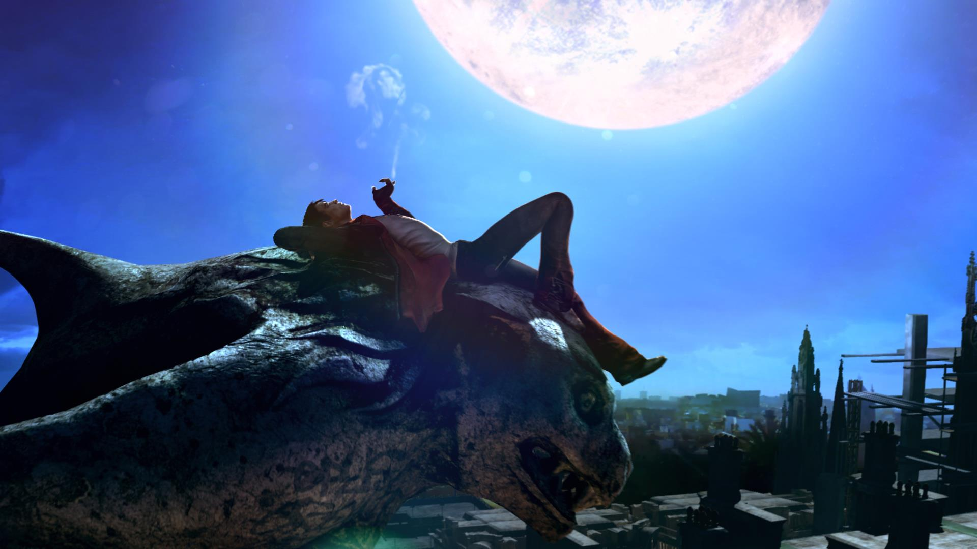 DmC: Devil May Cry Full HD Wallpaper and Background ...