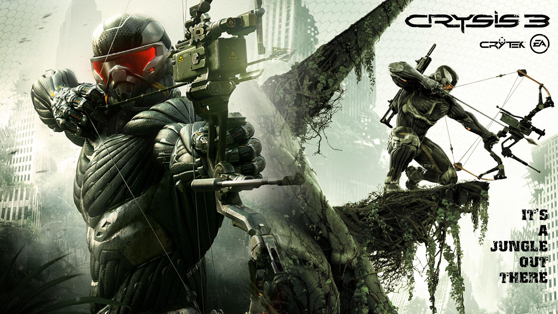 Crysis 3 2013 Video Game 4k Hd Desktop Wallpaper For 4k: Crysis 3 Computer Wallpapers, Desktop Backgrounds
