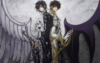 Anime - Code Geass Wallpapers and Backgrounds ID : 269244
