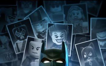 Video Game - Lego Wallpapers and Backgrounds ID : 269414