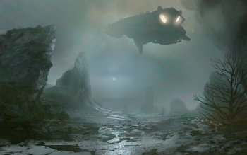 Science Fiction - Rymdskäpp Wallpapers and Backgrounds ID : 269504