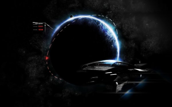 Video Game Mass Effect Normandy SR-1 HD Wallpaper | Background Image