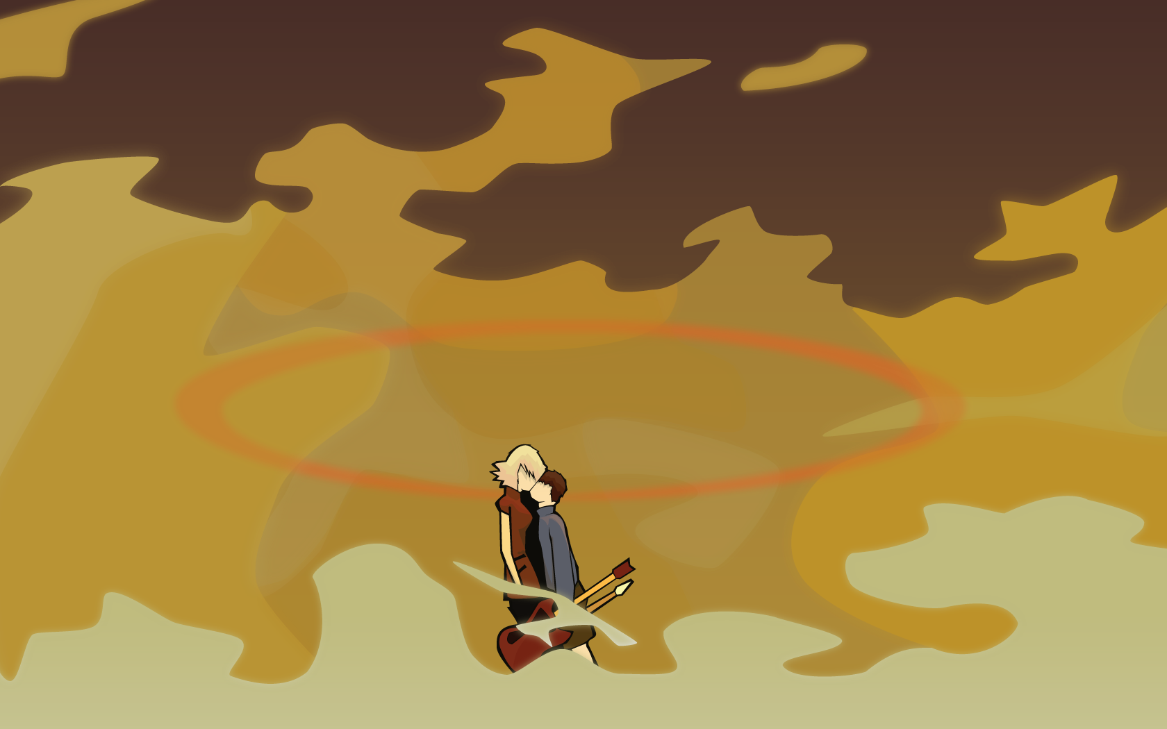 Flcl wallpaper and background image 1680x1050 id - Flcl wallpaper ...