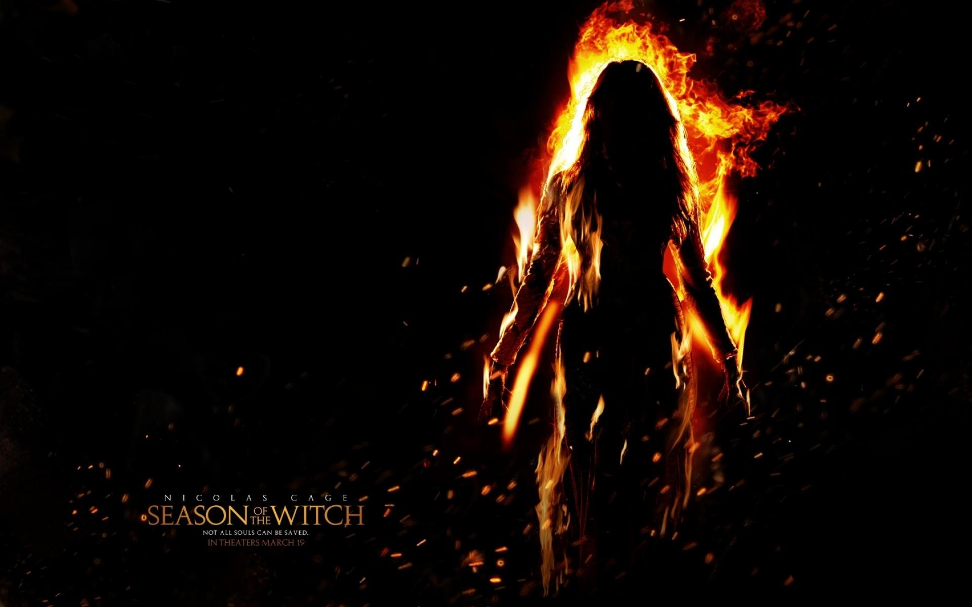 Season Of The Witch Movie Wallpaper Fondo De Pantalla Hd