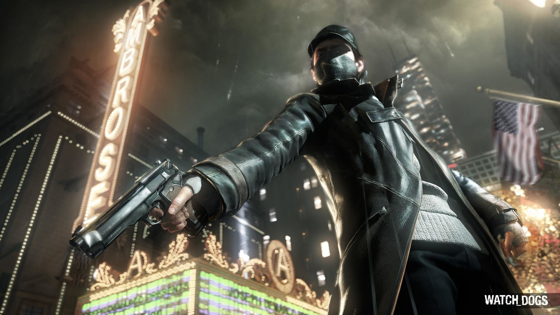Watch dogs на андроид обои
