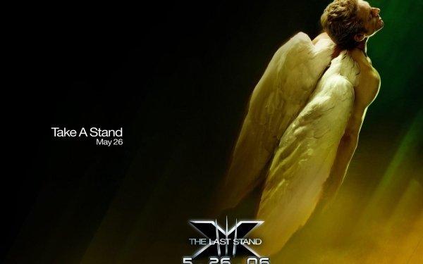 Movie X-Men: The Last Stand X-Men Wings Angel Warren Worthington III HD Wallpaper | Background Image