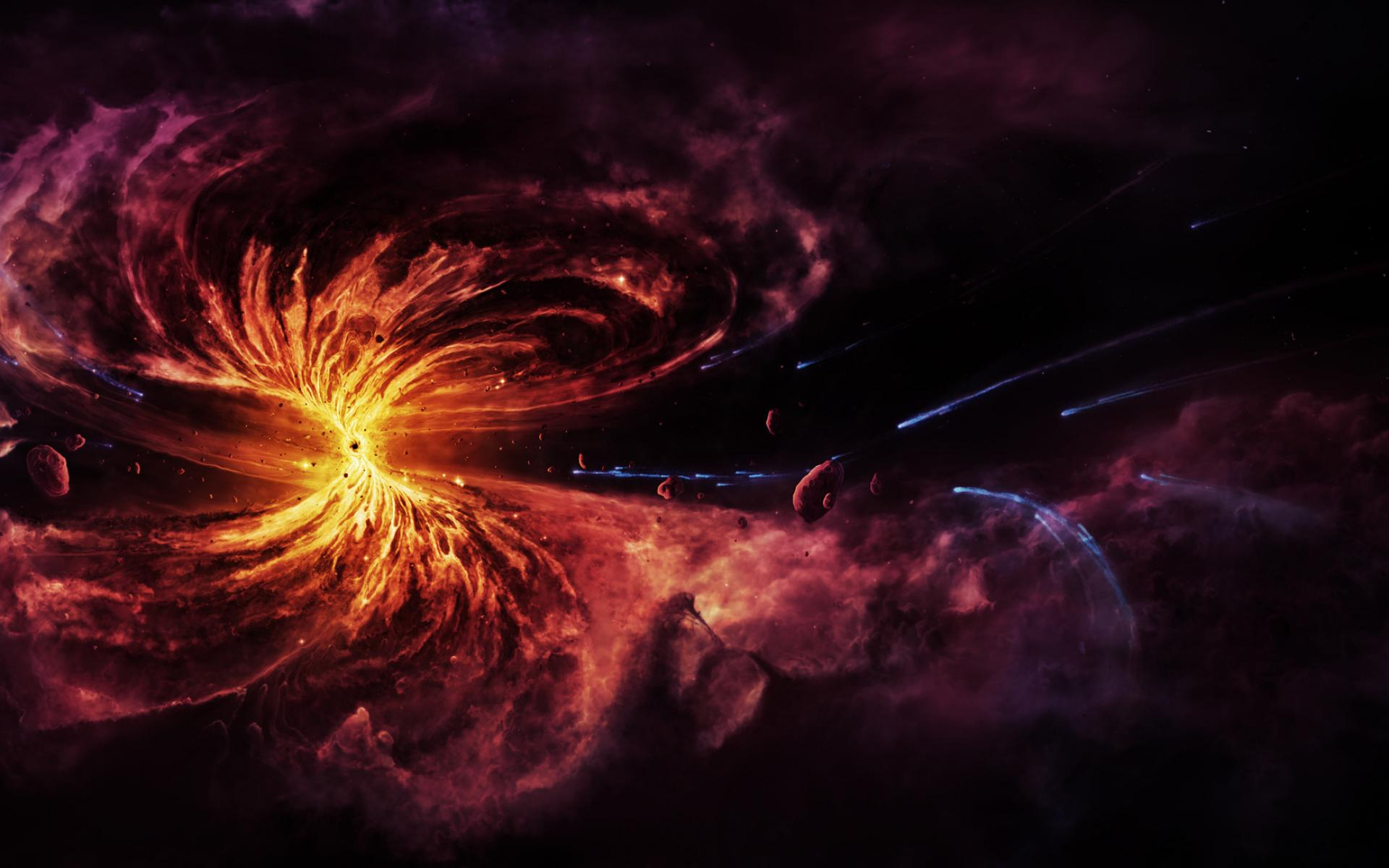 Universal extinction full hd wallpaper and background - Black space wallpaper ...